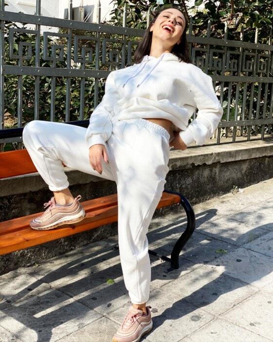 φορμα fleece-λευκο